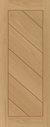 Deanta Pre-Finished Oak Torino Door